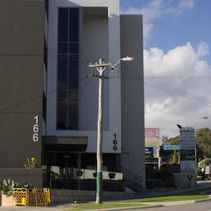 Scarborough office building